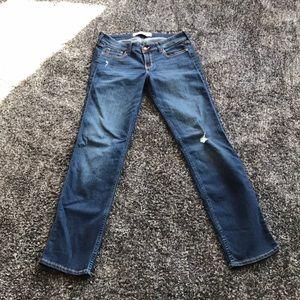 New Hollister skinny jeans